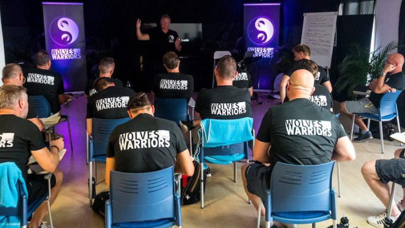 warrior week seminarie